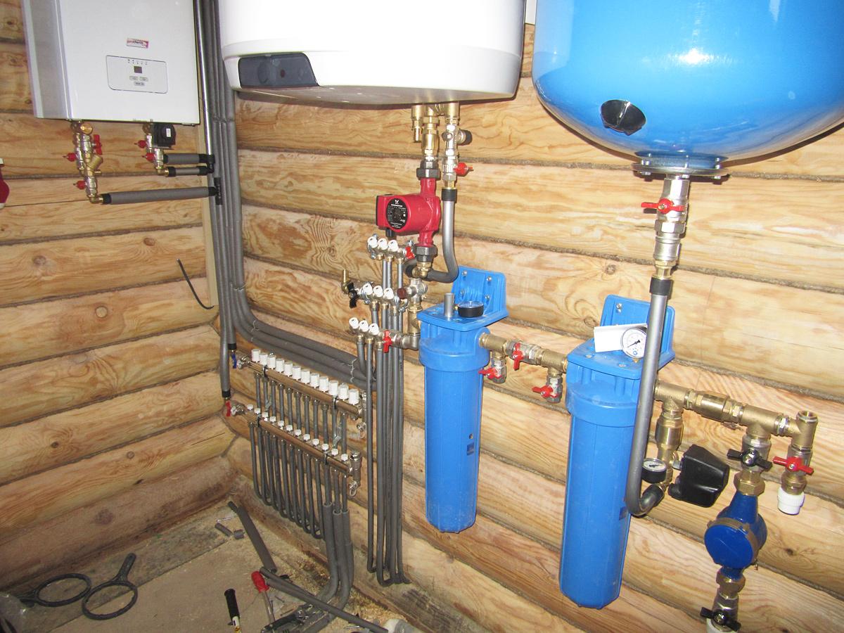 Подключение гидробака в систему водоснабжения своими руками 5